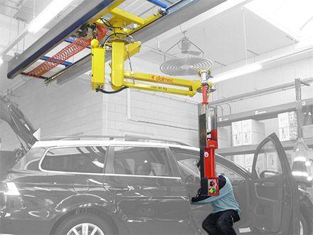 Balanser pneumatyczny Micropartner - Maszyny do podnoszenia - Manipulatory DALMEC (13)
