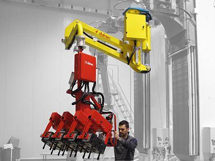 Manipulator pneumatyczny Partner Equo - Przemieszczanie ładunków - Manipulatory DALMEC (14)