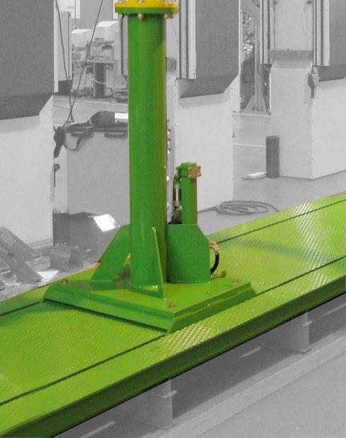 Manipulator równoważący ciężar Posifil na podwójnych linkach stalowych - Manipulatory DALMEC (17)