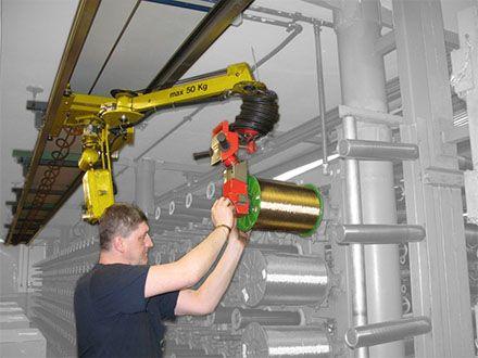 Manipulator pneumatyczny Speedyfil - Manipulator linkowy Dalmec - Manipulatory DALMEC (60)